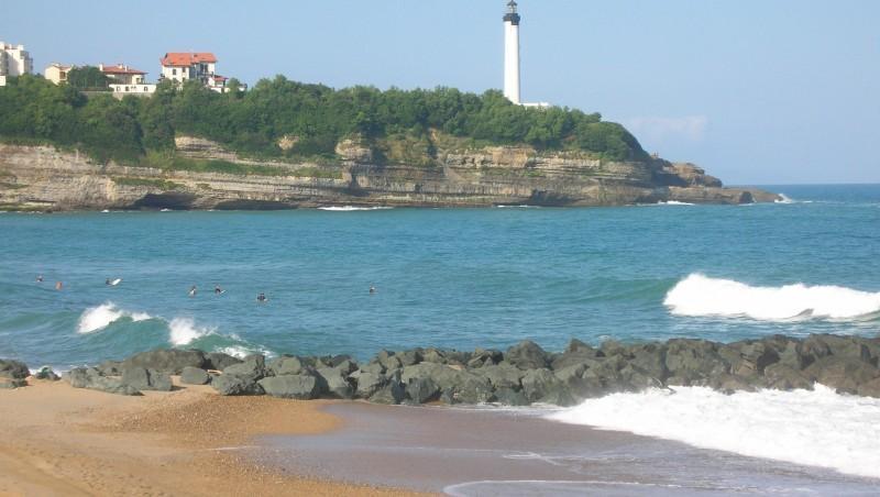 Surf report Anglet VVF - France (64) 2009-07-29 12:00:00