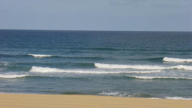 Surf report Seignosse - Les Casernes - France (40) 2009-07-29 12:00:00