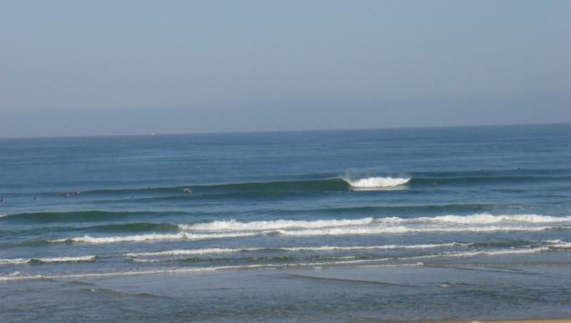 Surf report Seignosse - Les Casernes - France (40) 2009-07-31 12:00:00