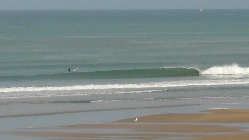 Surf report Grand Village - France (17) 2009-08-01 12:00:00