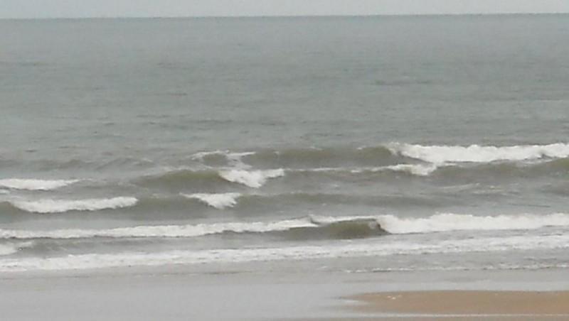 Surf report Grand Village - France (17) 2009-08-03 08:30:00