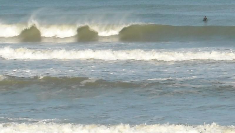 Surf report Le Trillou - France (17) 2009-08-04 07:30:00