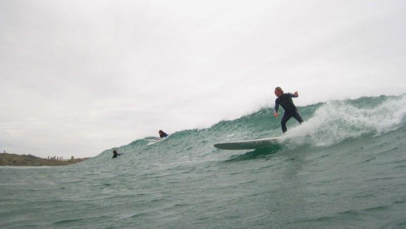 Surf report La Torche - France (29) 2009-08-04 16:00:00