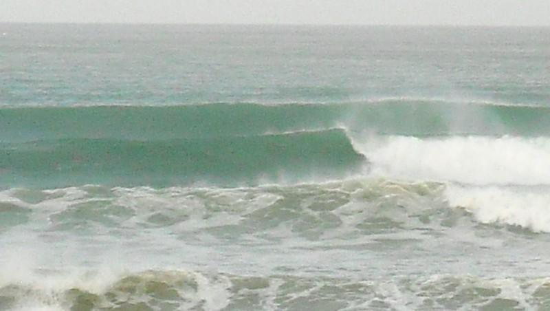 Surf report Le Trillou - France (17) 2009-08-06 08:30:00