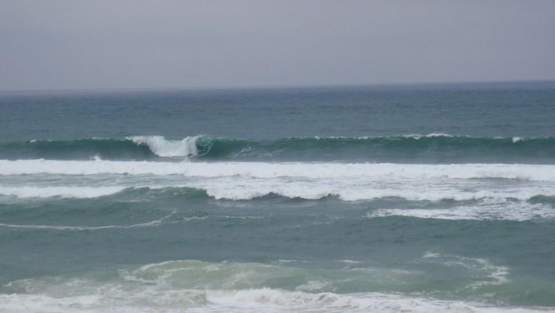 Surf report Biscarrosse Plage - France (40) 2009-08-06 18:45:00