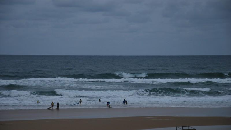 Surf report Seignosse - Les Casernes - France (40) 2009-08-07 11:00:00