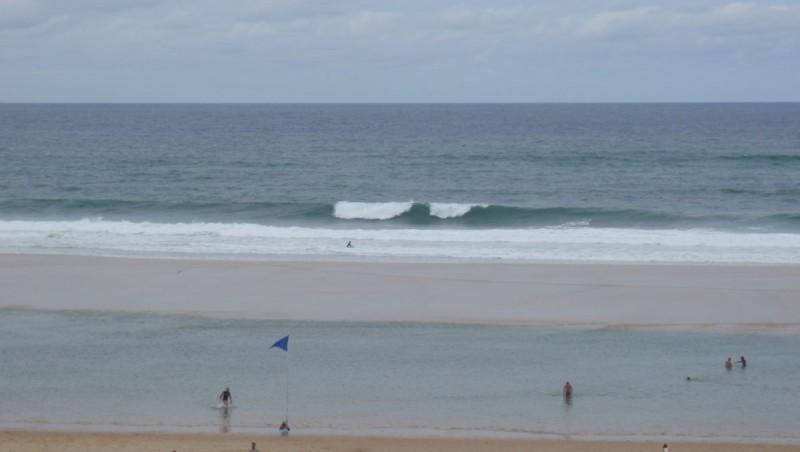 Surf report Biscarrosse Plage - France (40) 2009-08-07 12:15:00