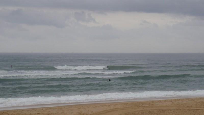 Surf report Biscarrosse Plage - France (40) 2009-08-08 09:00:00