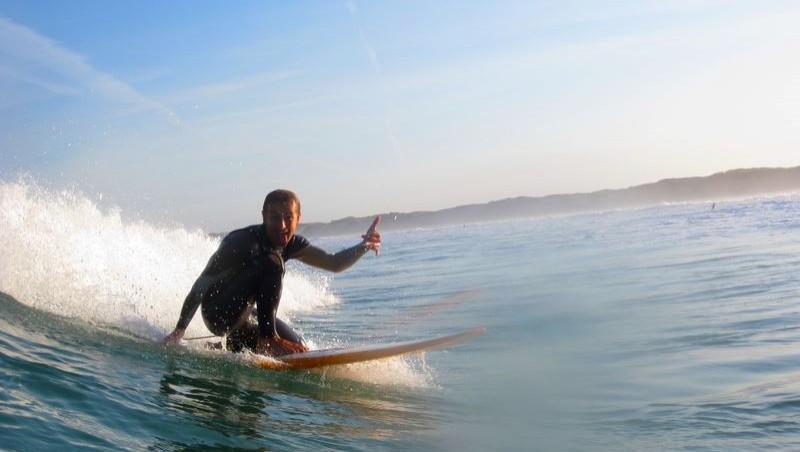 Surf report La Torche - France (29) 2009-08-08 07:50:00
