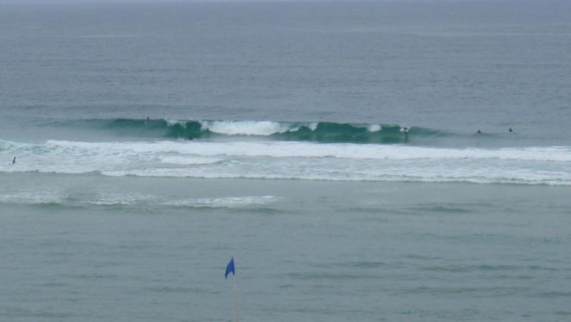 Surf report Biscarrosse Plage - France (40) 2009-08-08 15:15:00