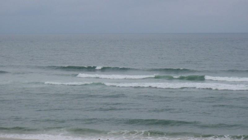 Surf report Biscarrosse Plage - France (40) 2009-08-09 09:40:00