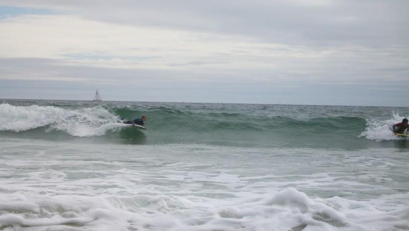 wave report Le kérou - France (29) 2009-08-10 16:00:00