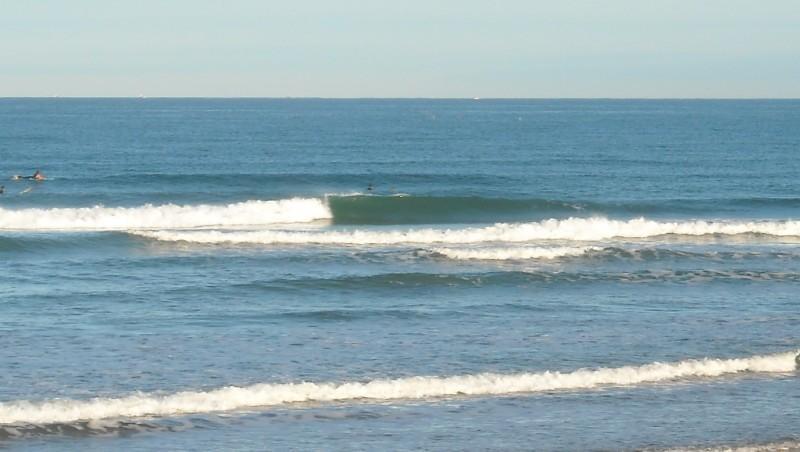 Surf report Le Trillou - France (17) 2009-08-12 08:30:00
