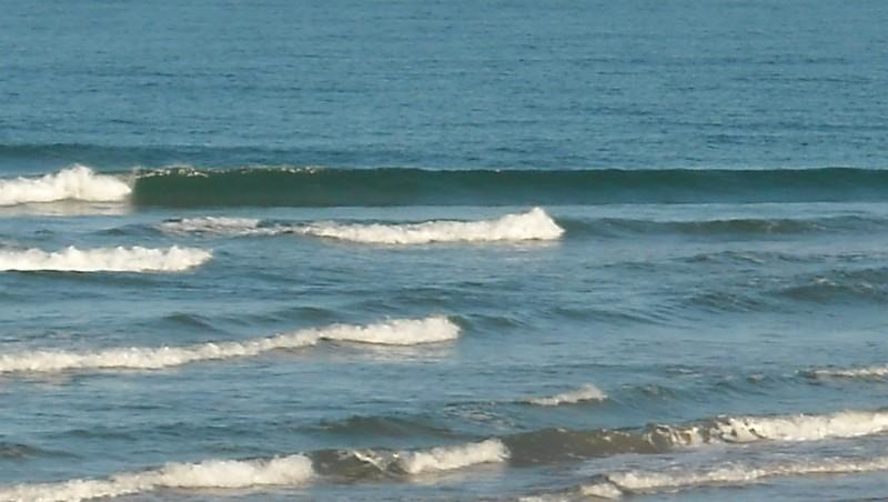 Surf report Le Trillou - France (17) 2009-08-13 08:30:00