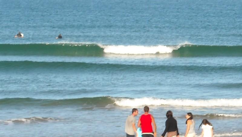 Surf report Le Trillou - France (17) 2009-08-14 08:45:00