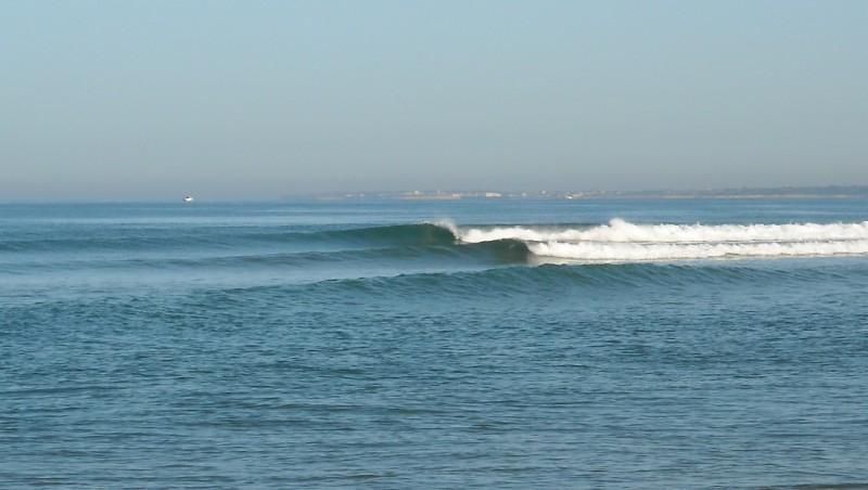Surf report Le Trillou - France (17) 2009-08-15 08:30:00