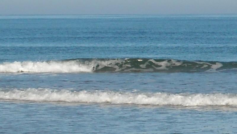 Surf report Le Trillou - France (17) 2009-08-18 08:30:00