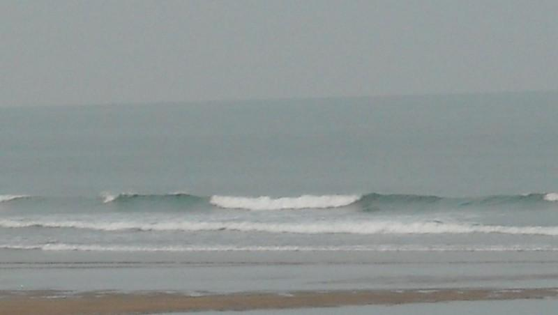 Surf report Le Trillou - France (17) 2009-08-19 08:30:00