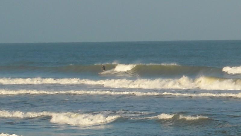 Surf report Le Trillou - France (17) 2009-08-21 08:30:00
