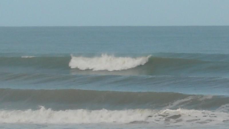 Surf report Le Trillou - France (17) 2009-08-22 08:30:00