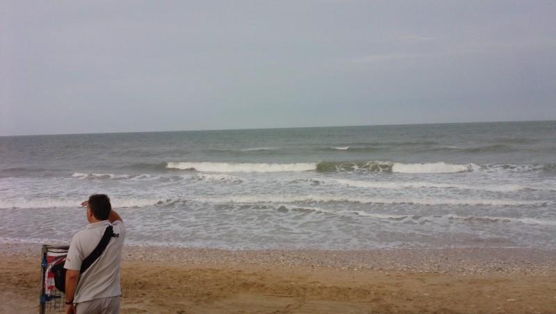 Surf report Le Trillou - France (17) 2009-08-24 08:30:00