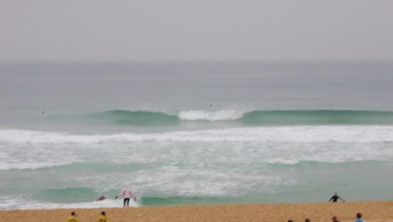 Surf report Seignosse - Les Casernes - France (40) 2009-08-25 10:00:00