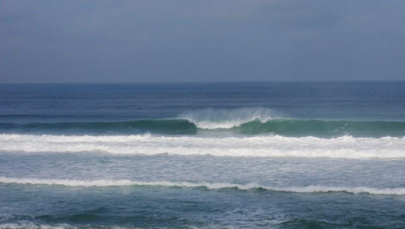 Surf report Seignosse - Les Casernes - France (40) 2009-08-26 10:00:00