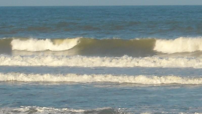Surf report Le Trillou - France (17) 2009-08-27 08:30:00