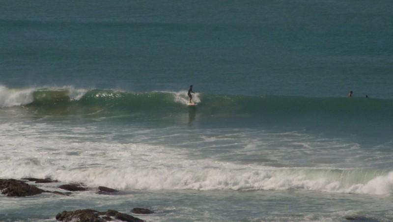 Surf report Marbella - France (64) 2009-08-26 09:00:00