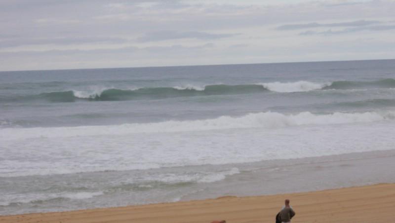 Surf report Seignosse - Les Casernes - France (40) 2009-08-28 10:00:00