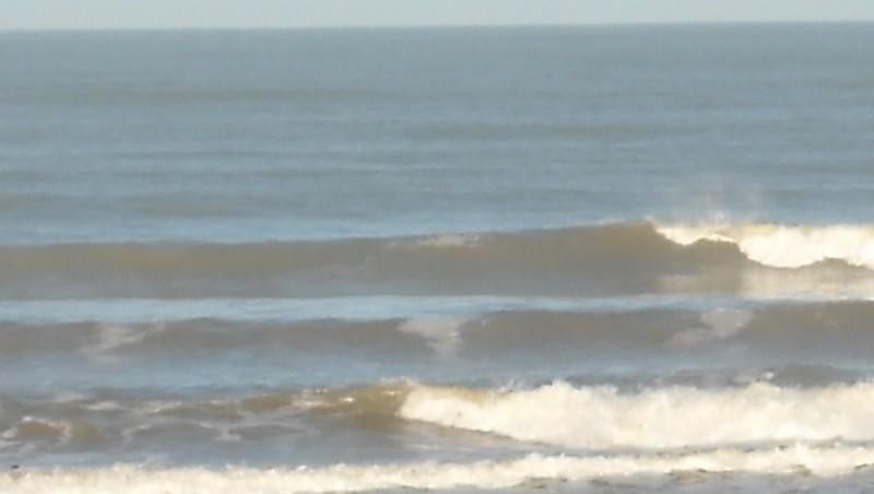 Surf report Le Trillou - France (17) 2009-08-29 07:30:00