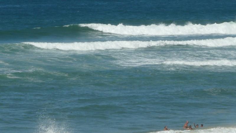 Surf report Mimizan - Plage Garluche - France (40) 2009-08-30 14:00:00