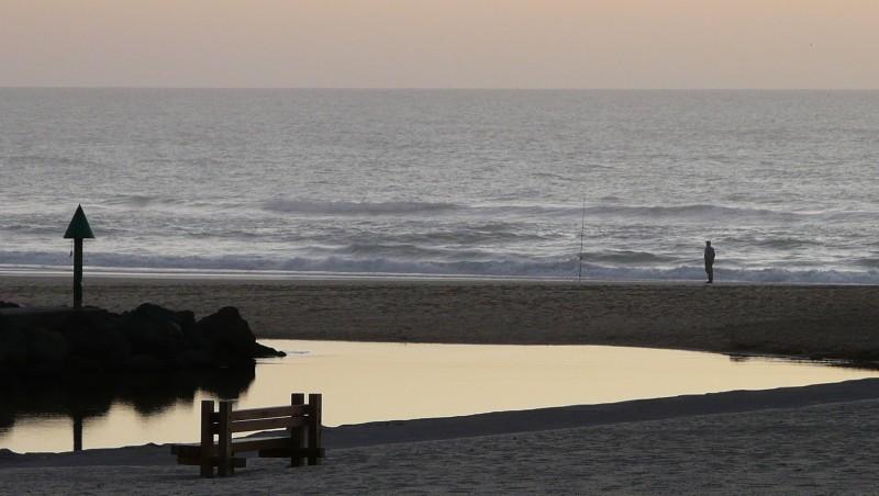 Surf report Mimizan - Plage Garluche - France (40) 2009-08-30 20:45:00