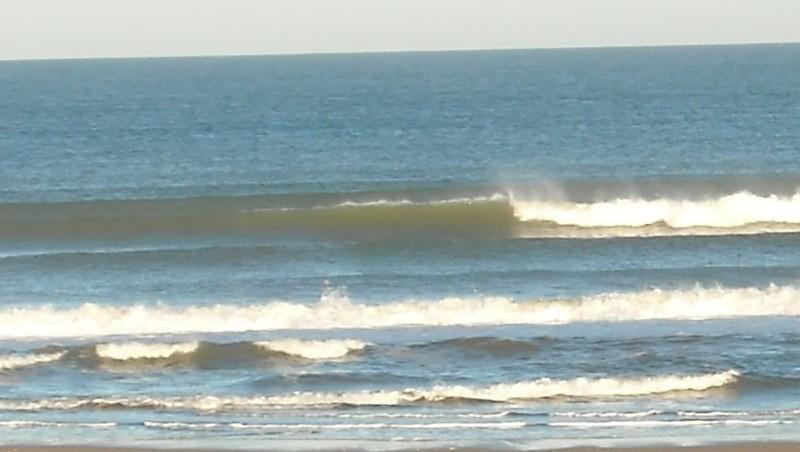 Surf report Le Trillou - France (17) 2009-08-31 08:30:00