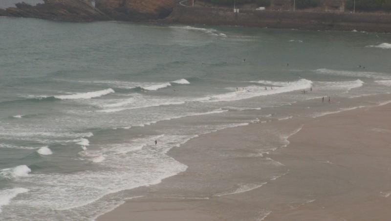 Surf report Côte des Basques - France (64) 2009-09-01 10:00:00