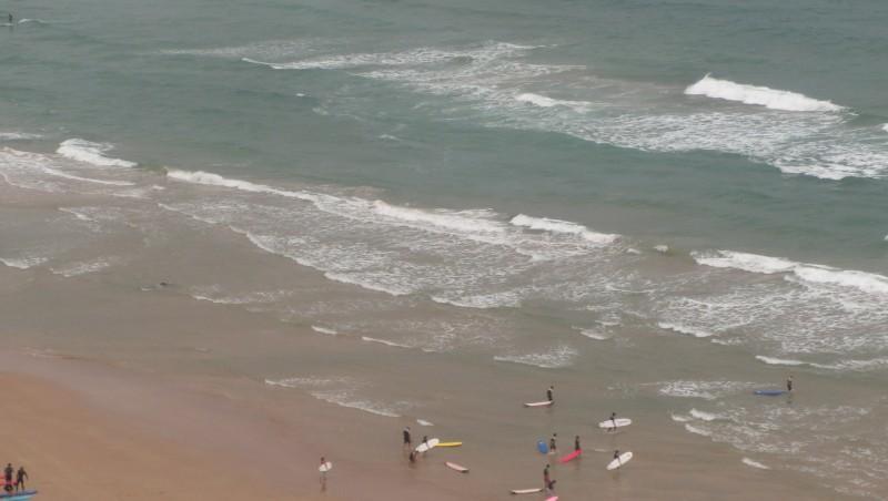 Surf report Marbella - France (64) 2009-09-01 10:00:00