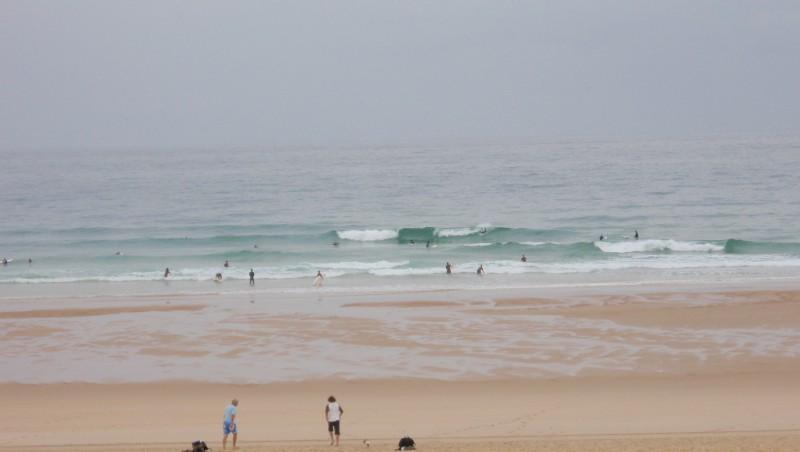 Surf report Seignosse - Les Casernes - France (40) 2009-09-01 10:00:00
