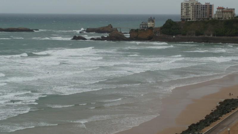 Surf report Côte des Basques - France (64) 2009-09-04 09:35:00