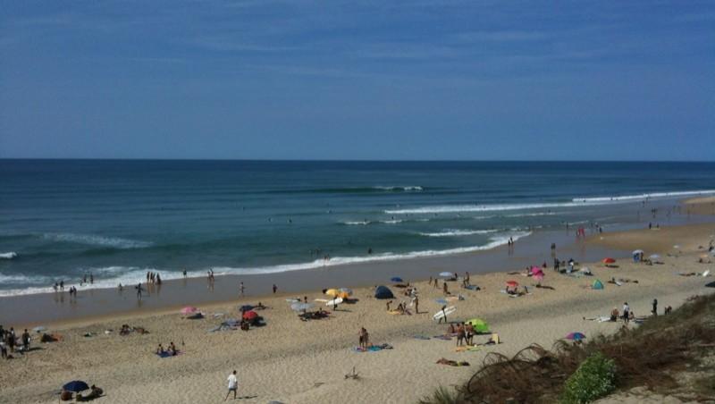 Surf report Biscarrosse Plage - France (40) 2009-09-06 15:11:00