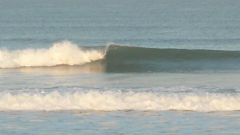 Surf report Le Trillou - France (17) 2009-09-07 08:00:00