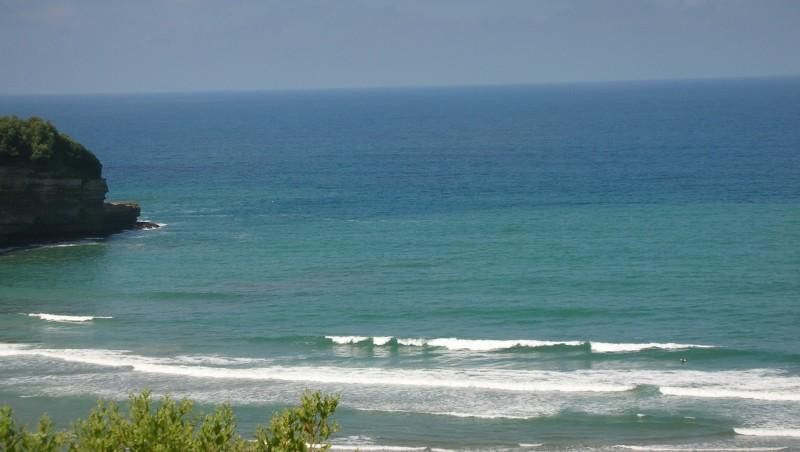 Surf report Anglet VVF - France (64) 2009-09-07 12:40:00
