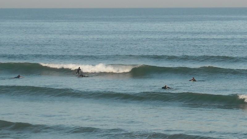 Surf report Le Trillou - France (17) 2009-09-09 08:30:00