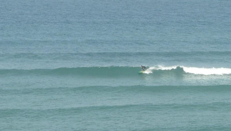 Surf report Biscarrosse Plage - France (40) 2009-09-09 10:30:00