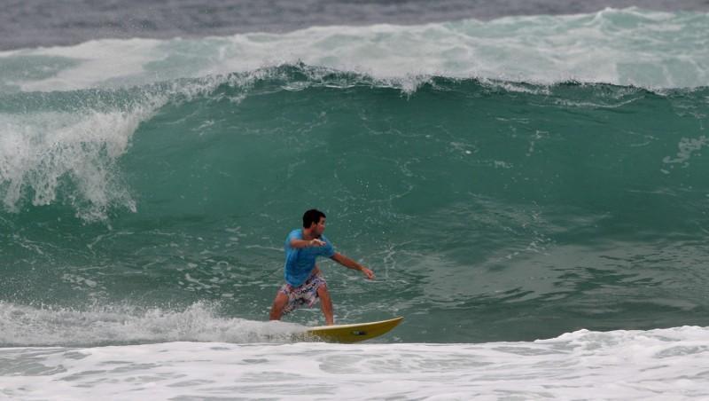 Surf report Seignosse - Les Bourdaines - France (40) 2009-09-10 11:00:00