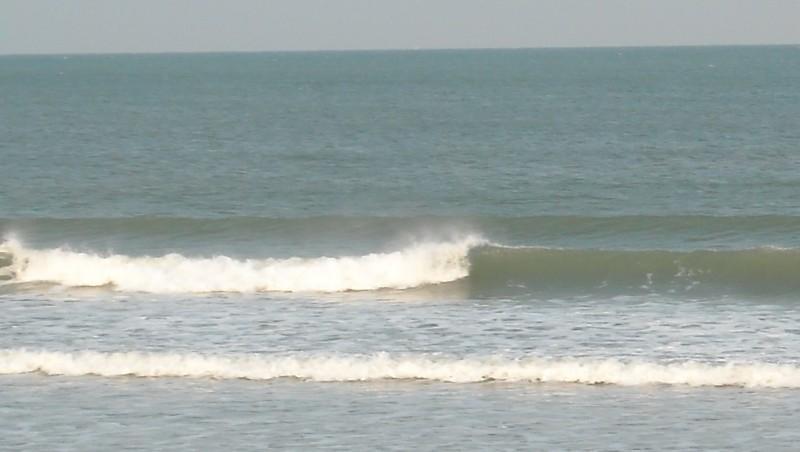 Surf report Le Trillou - France (17) 2009-09-11 08:30:00