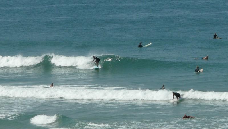 Surf report Biscarrosse Plage - France (40) 2009-09-11 13:30:00