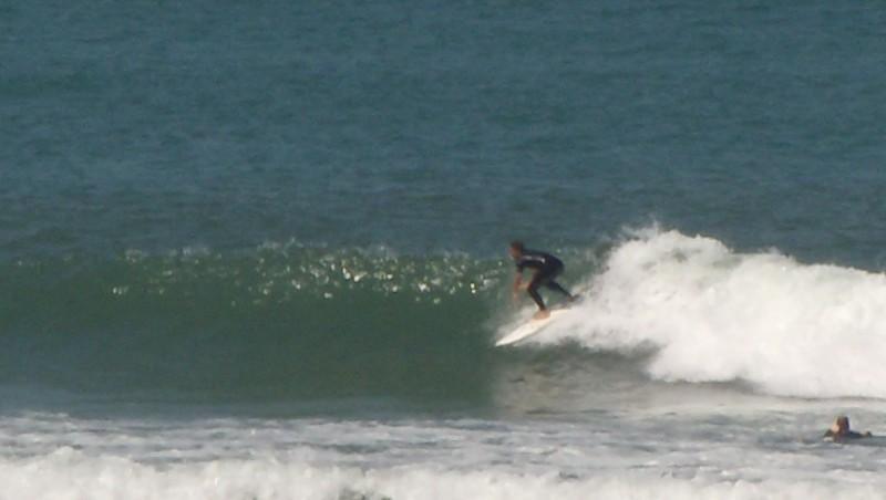 Surf report Anglet Sables d'Or - France (64) 2009-09-11 13:30:00