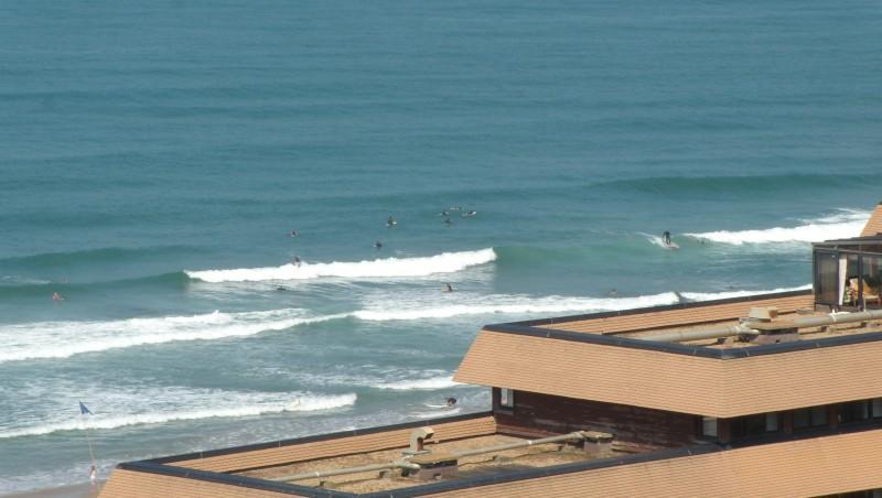 Surf report Anglet VVF - France (64) 2009-09-11 13:25:00