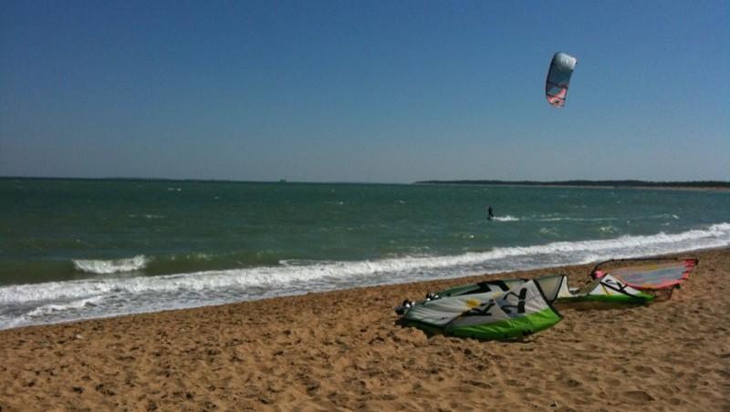 Surf report Plaisance - France (17) 2009-09-13 20:23:00