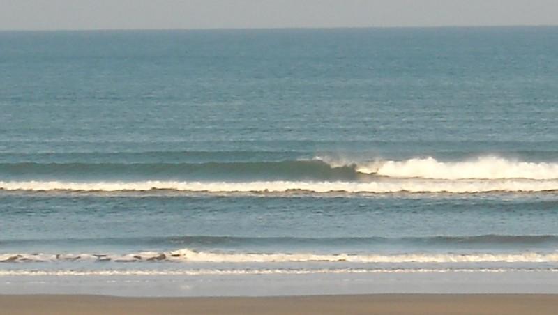 Surf report Le Trillou - France (17) 2009-09-16 08:15:00